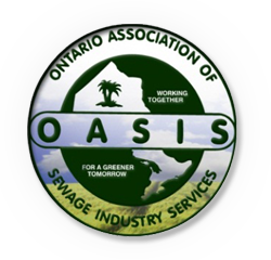 Ontario Assoication of Sewage Industry Services Logo